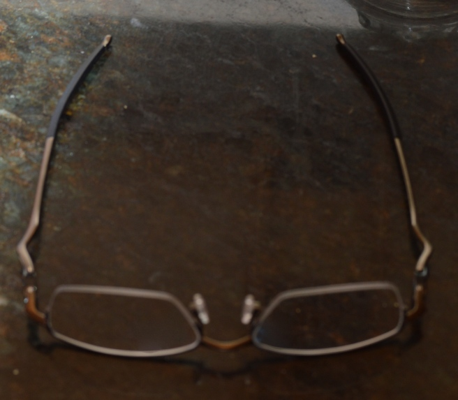 My first ever full-time wear glasses.