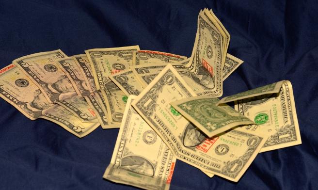 Green Money.