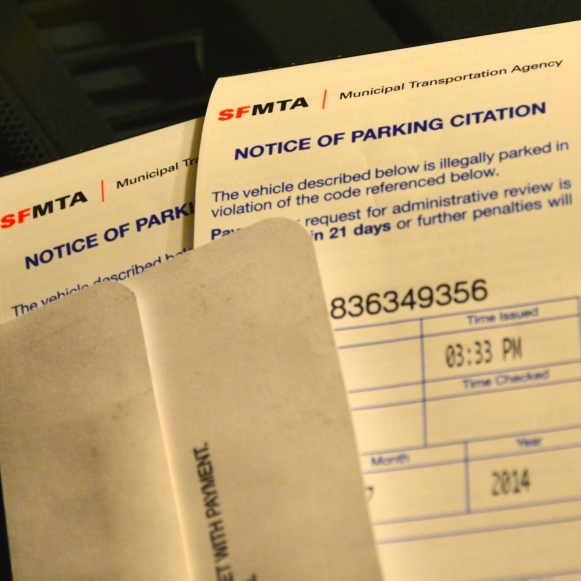 Parking Violation Tickets